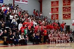 CIAC Boys Basketball; Wolcott vs. Ansonia - Photo # (402)