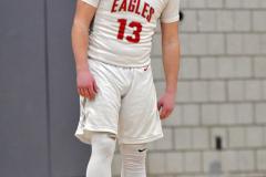 CIAC Boys Basketball; Wolcott vs. Ansonia - Photo # (465)