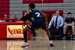 CIAC Boys Basketball; Wolcott vs. Ansonia - Photo # (471)