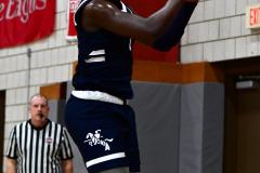 CIAC Boys Basketball; Wolcott vs. Ansonia - Photo # (488)