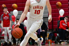 CIAC Boys Basketball; Wolcott vs. Ansonia - Photo # (534)