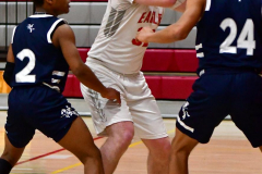 CIAC Boys Basketball; Wolcott vs. Ansonia - Photo # (567)