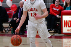 CIAC Boys Basketball; Wolcott vs. Ansonia - Photo # (584)