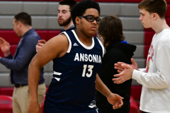 CIAC Boys Basketball; Wolcott vs. Ansonia - Photo # (69)