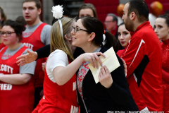CIAC Boys Basketball; Wolcott vs. Ansonia - Photo # (734)