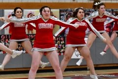 CIAC Boys Basketball; Wolcott vs. Ansonia - Photo # (87)