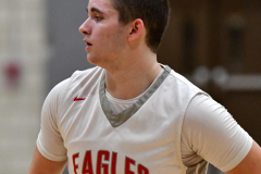 CIAC Boys Basketball; Wolcott vs. Ansonia - Photo # (871)