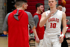CIAC Boys Basketball; Wolcott vs. Ansonia - Photo # (99)