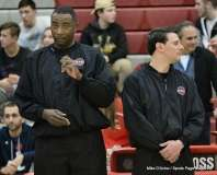 CIAC Boys Basketball; Wolcott 74 vs. Derby 58 - Photo # (27)
