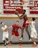CIAC Boys Basketball; Wolcott 74 vs. Derby 58 - Photo # (38)