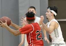 CIAC Boys Basketball; Wolcott 74 vs. Derby 58 - Photo # (53)