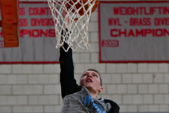 CIAC Boys Basketball; Wolcott 81 vs. Oxford 74 - Photo # 006