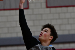 CIAC Boys Basketball; Wolcott 81 vs. Oxford 74 - Photo # 015