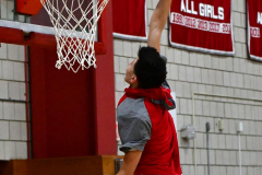 CIAC Boys Basketball; Wolcott 81 vs. Oxford 74 - Photo # 032