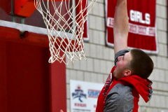 CIAC Boys Basketball; Wolcott 81 vs. Oxford 74 - Photo # 037