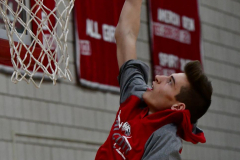 CIAC Boys Basketball; Wolcott 81 vs. Oxford 74 - Photo # 041