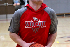 CIAC Boys Basketball; Wolcott 81 vs. Oxford 74 - Photo # 093