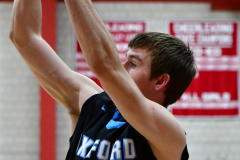 CIAC Boys Basketball; Wolcott 81 vs. Oxford 74 - Photo # 343