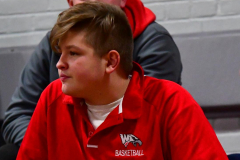 CIAC Boys Basketball; Wolcott 81 vs. Oxford 74 - Photo # 350