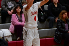 CIAC Boys Basketball; Wolcott 81 vs. Oxford 74 - Photo # 440