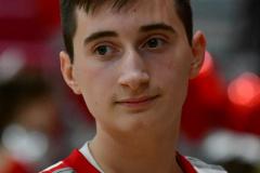 CIAC Boys Basketball; Wolcott JV vs. Ansonia JV - Photo # (105)
