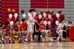 CIAC Boys Basketball; Wolcott JV vs. Ansonia JV - Photo # (13)