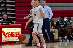 CIAC Boys Basketball; Wolcott JV vs. Ansonia JV - Photo # (16)