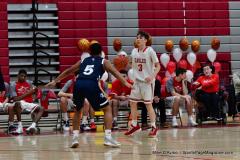 CIAC Boys Basketball; Wolcott JV vs. Ansonia JV - Photo # (18)