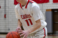 CIAC Boys Basketball; Wolcott JV vs. Ansonia JV - Photo # (26)