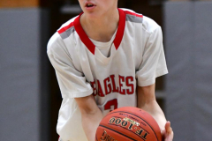 CIAC Boys Basketball; Wolcott JV vs. Ansonia JV - Photo # (28)