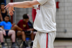 CIAC Boys Basketball; Wolcott JV vs. Ansonia JV - Photo # (31)