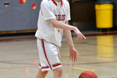 CIAC Boys Basketball; Wolcott JV vs. Ansonia JV - Photo # (47)