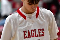 CIAC Boys Basketball; Wolcott JV vs. Ansonia JV - Photo # (5)