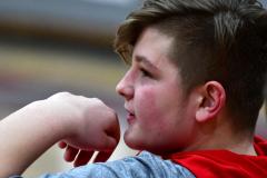 CIAC Boys Basketball; Wolcott JV vs. Ansonia JV - Photo # (58)
