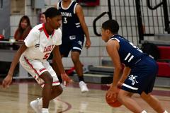 CIAC Boys Basketball; Wolcott JV vs. Ansonia JV - Photo # (77)