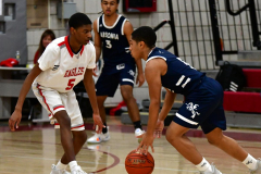 CIAC Boys Basketball; Wolcott JV vs. Ansonia JV - Photo # (78)