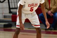 CIAC Boys Basketball; Wolcott JV vs. Ansonia JV - Photo # (80)