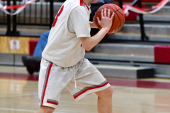 CIAC Boys Basketball; Wolcott JV vs. Ansonia JV - Photo # (85)
