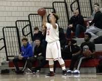 Gallery CIAC Boys Basketball; Wolcott JV vs. Crosby JV. Photo # (14)