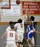 Gallery CIAC Boys Basketball; Wolcott JV vs. Crosby JV. Photo # (50)