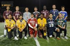 CIAC Boys Soccer All NVL Team - All NVL - Photo (1)