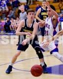 Gallery CIAC Boys JV Basketball: Coginchaug 35 vs. Haddam killingworth 43