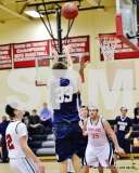 Gallery CIAC Boys JV Basketball: Portland 50 vs. Morgan 58