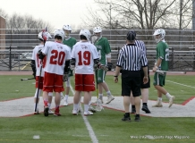 CIAC Boys Lacrosse; Wolcott 11 vs. Holy Cross 12 - Photo # 032