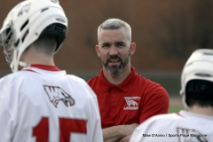 CIAC Boys Lacrosse; Wolcott 11 vs. Holy Cross 12 - Photo # 040