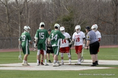 CIAC Boys Lacrosse; Wolcott 11 vs. Holy Cross 12 - Photo # 043