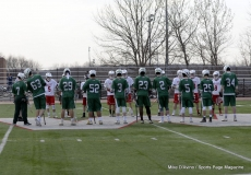 CIAC Boys Lacrosse; Wolcott 11 vs. Holy Cross 12 - Photo # 081