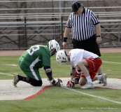 CIAC Boys Lacrosse; Wolcott 11 vs. Holy Cross 12 - Photo # 084