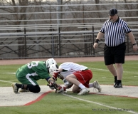 CIAC Boys Lacrosse; Wolcott 11 vs. Holy Cross 12 - Photo # 085