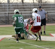 CIAC Boys Lacrosse; Wolcott 11 vs. Holy Cross 12 - Photo # 090
